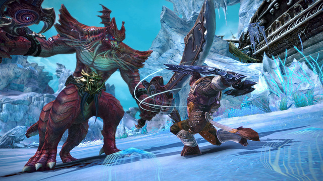Action-Driven MMO Tera Hits North America on the Best Day of the Year