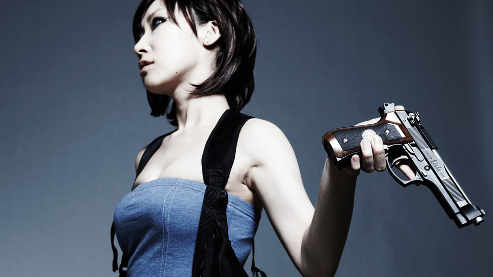 Dine on These <em>Resident Evil</em> Cosplay Photos.