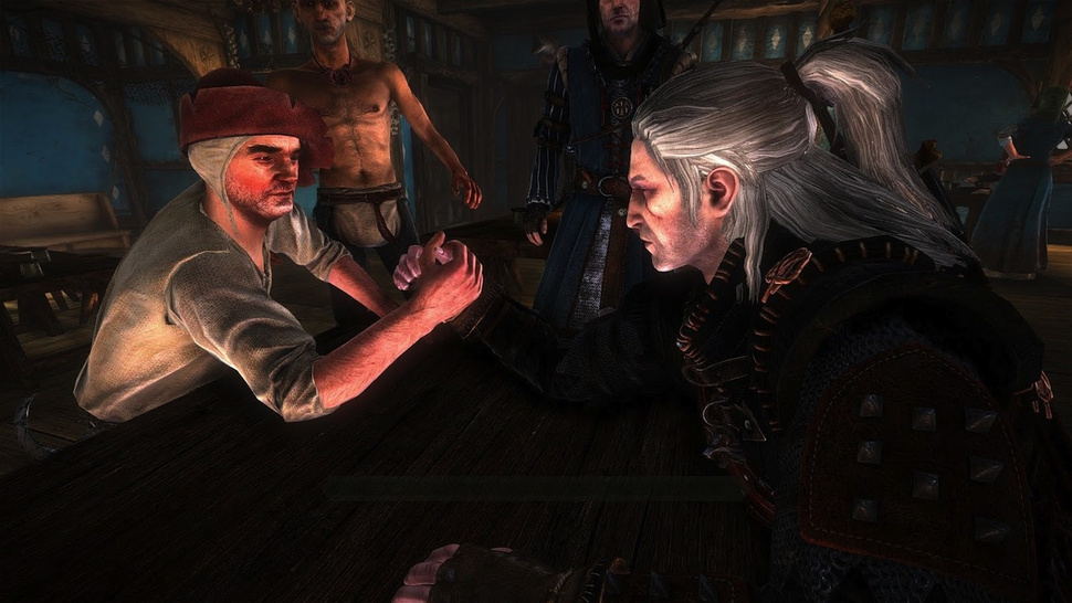 CD Projekt Retires its <em>Witcher 2</em> Piracy Witch-Hunt