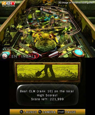 It's Pinball Day on the Nintendo Download