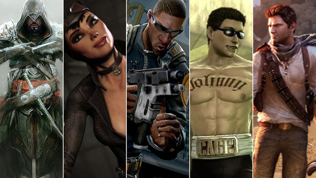 Which of These Five Games Had the Best Writing of 2012?