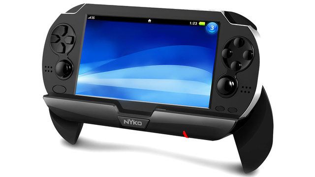 Nyko Parades PlayStation Vita Performance Enhancers at CES