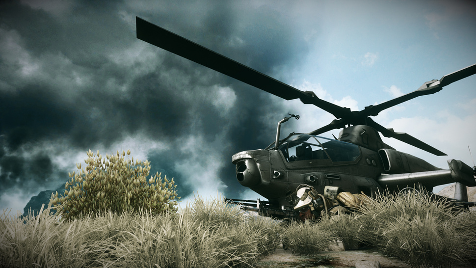 EA Invokes First Amendment Protection for Video Games in Trademark Dispute with Helicopter Maker