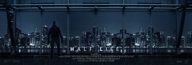 Half-Life 2 Movie Posters Make You Wish for a Half-Life 2 Movie