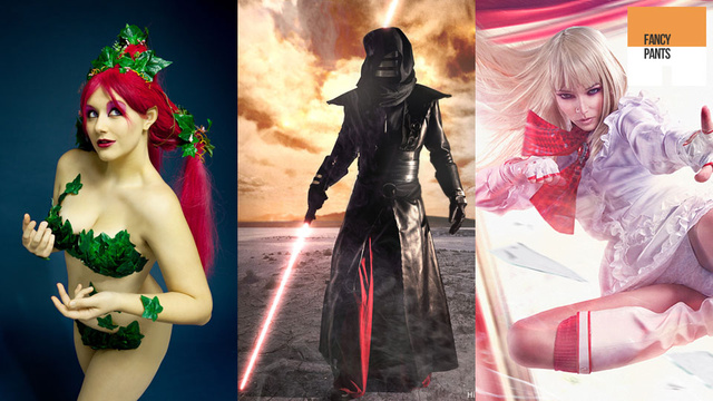 Zelda's Great Fairy Takes On Star Wars