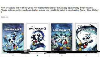 Epic Mickey 2 Rumors Now Peg It for Fall 2012 Release