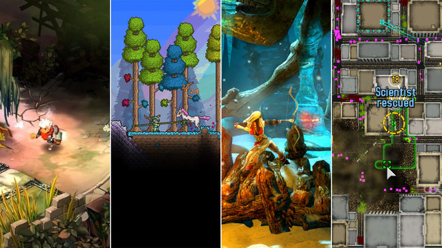These Are the Best Indie Games of 2011