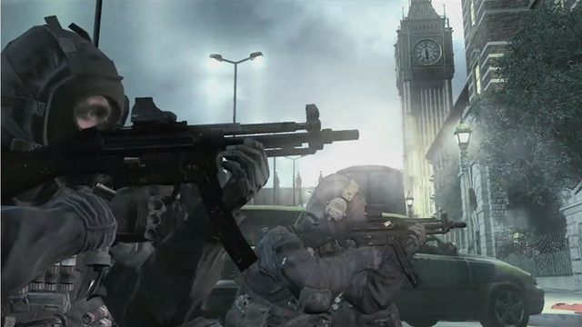 The UK's Ministry of Defense Wants Simulators As Good as Battlefield 3 or Modern Warfare 3