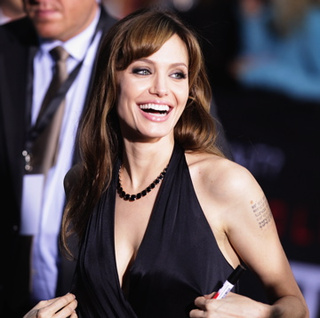 Angelina Jolie Lends Her Name To Crazy-Expensive Jewelry