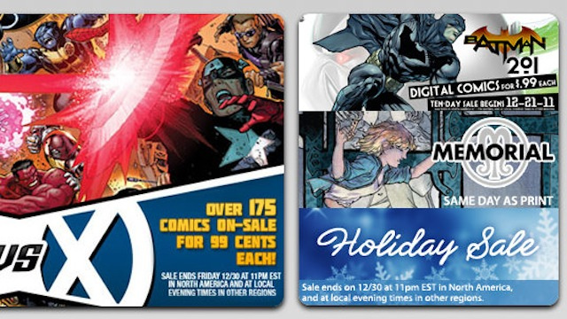 Of the Hundreds of 99-Cent Comics You Can Download Today, Buy These...