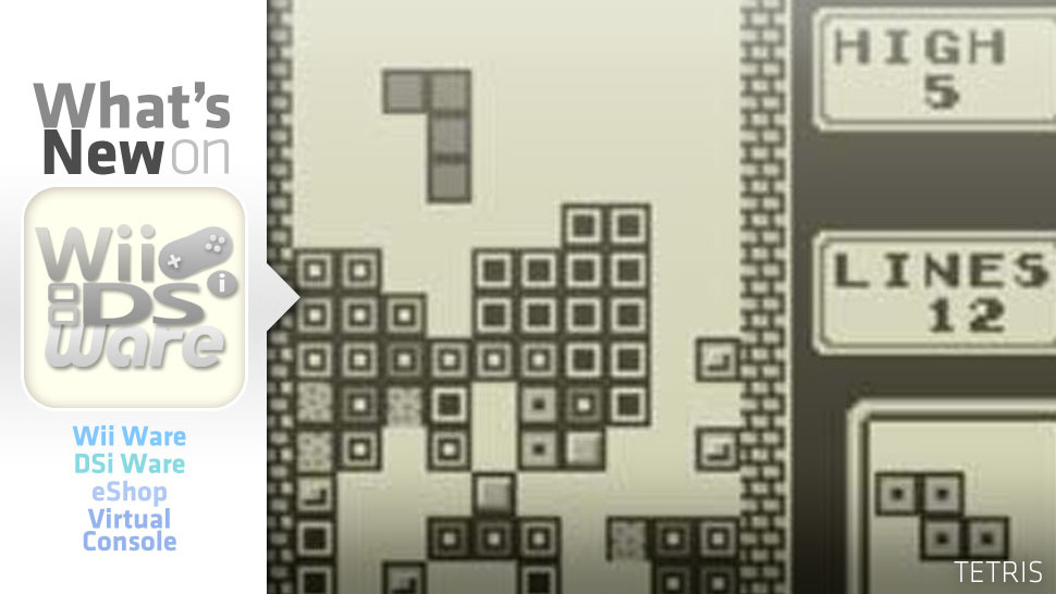 <em>Tetris</em> Tops the Last Nintendo Download Shopping Week Before Christmas