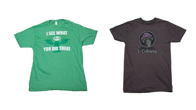 League of Legends Players Will Understand These T-Shirts