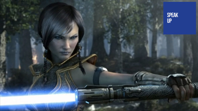 Who Says Star Wars: The Old Republic Will Inevitably Go Free-to-Play?