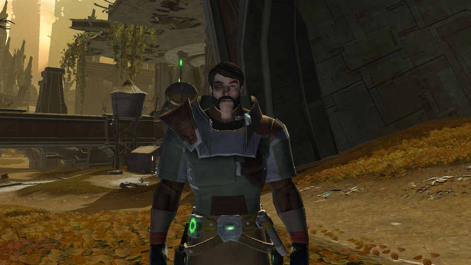 Three Simple Rules for Talking Like  My <em>Star Wars: The Old Republic</em> Smuggler
