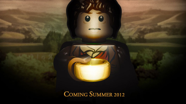 There Will be Official LEGO Lord of the Rings