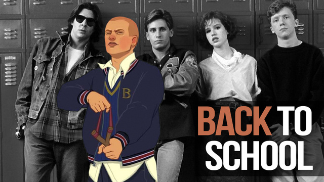 High School Sucked. Can We Please Have More Games About It?