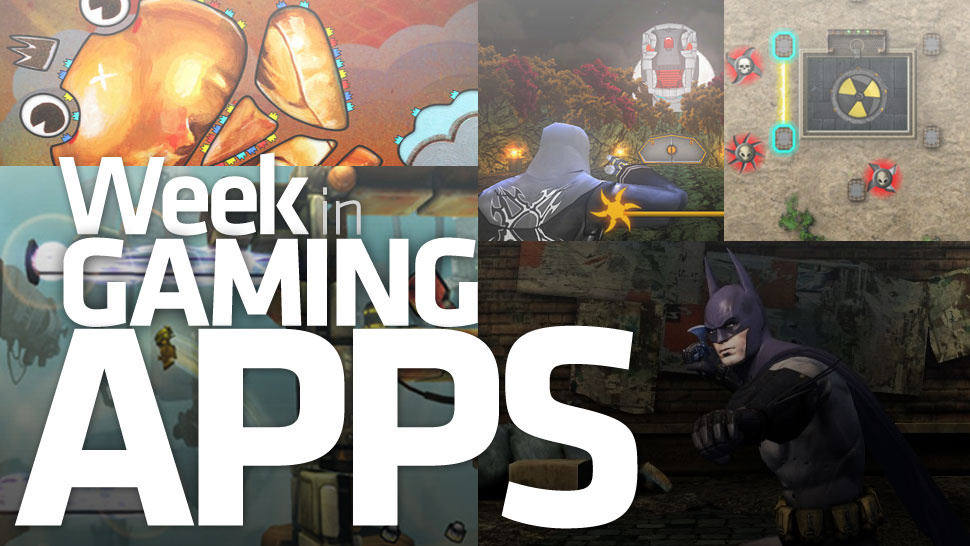 Steamy Batman / <em>Catball</em> Romance Rekindled in This Week's Gaming Apps