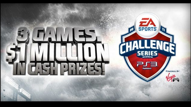 A Million Bucks Up for Grabs as EA Sports' Tournaments Move to the PS3