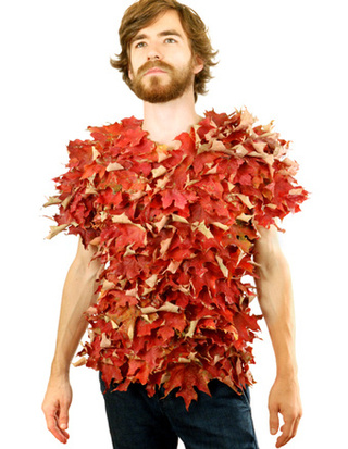Leaf Shirts Help You Feel Like October in December