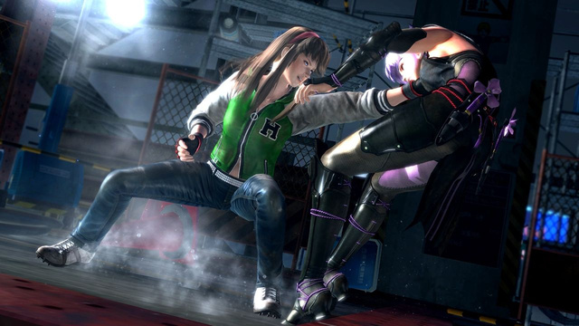 Do These Dead or Alive 5 Screens Live Up to Your Expectations?