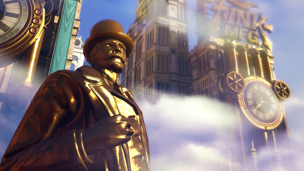 Here's...One New <em>BioShock Infinite</em> Screenshot