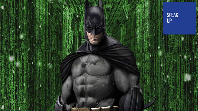 Batman: Arkham City's Creators Would Make a Lovely Matrix Game, Wouldn't They?