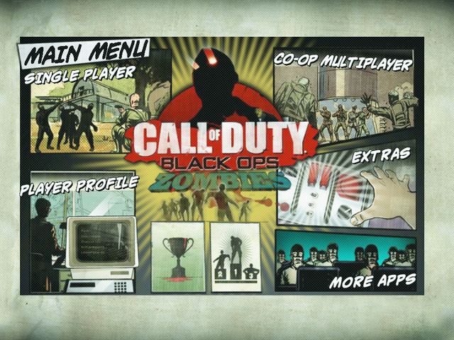 Tomorrow's New Call of Duty is for the iPhone