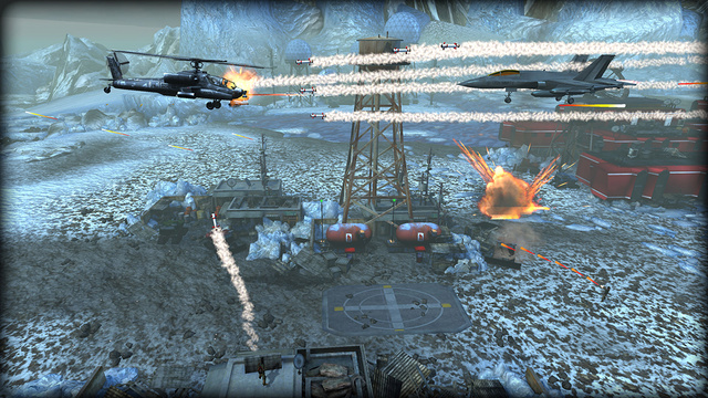 Does Choplifter HD Really Need Zombies and Duke Nukem?