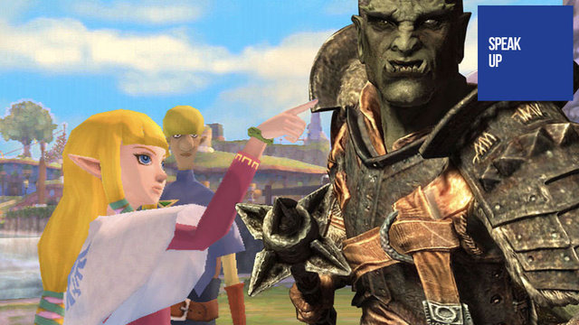 What Skyrim Could Learn from Skyward Sword