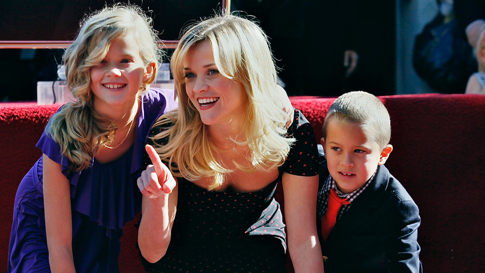 It's Official: Reese Witherspoon Is A Star