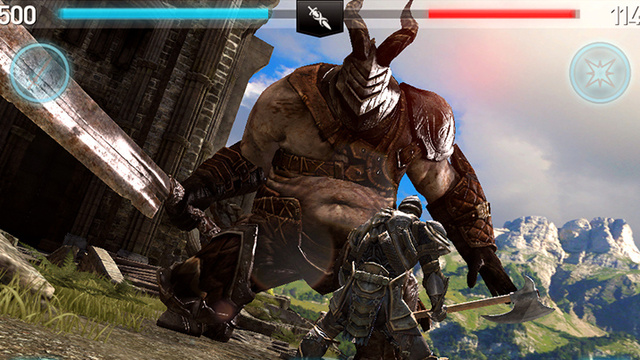 Infinity Blade II Won't Be One of those 99-Cent iOS Games