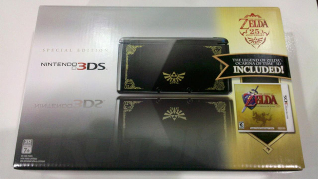Yup, the Zelda 3DS is Coming to America