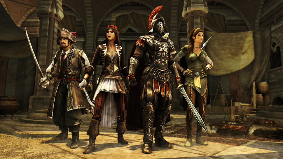 Multiplayer DLC Coming for <em>Assassin's Creed Revelations</em>, PC Version Coming Nov. 29th