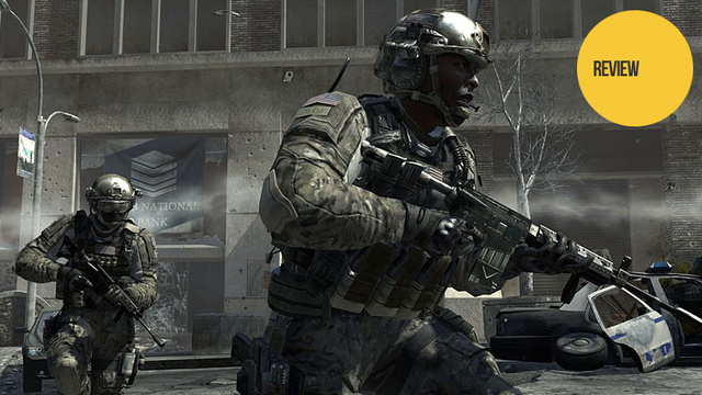 Call of Duty: Modern Warfare 3: The Kotaku Review