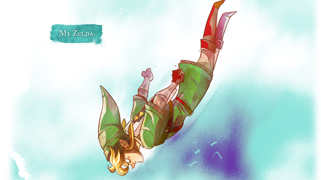Nintendo's Skyward Sword Push Includes Penny Arcade Zelda Comic, Early Sales This Saturday