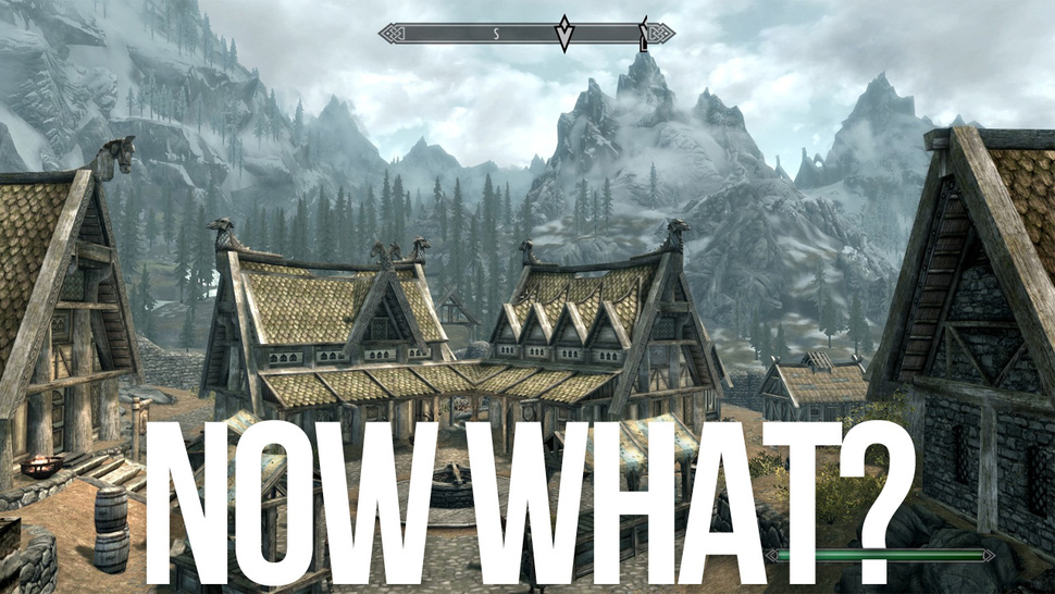 Before You Start… Tips for Playing <em>Skyrim</em> The Best Way