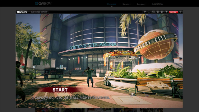 Now You Can Play Dead Rising 2 in Your Web Browser
