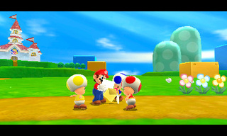 Super Mario 3D Land Has Game Reviewers Loving the Extra Dimension