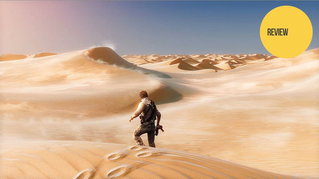 Uncharted 3: Drake's Deception: The Kotaku Review