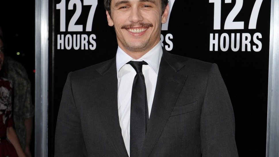 James Franco Causes Mania At <em>Inside The Actors Studio</em>