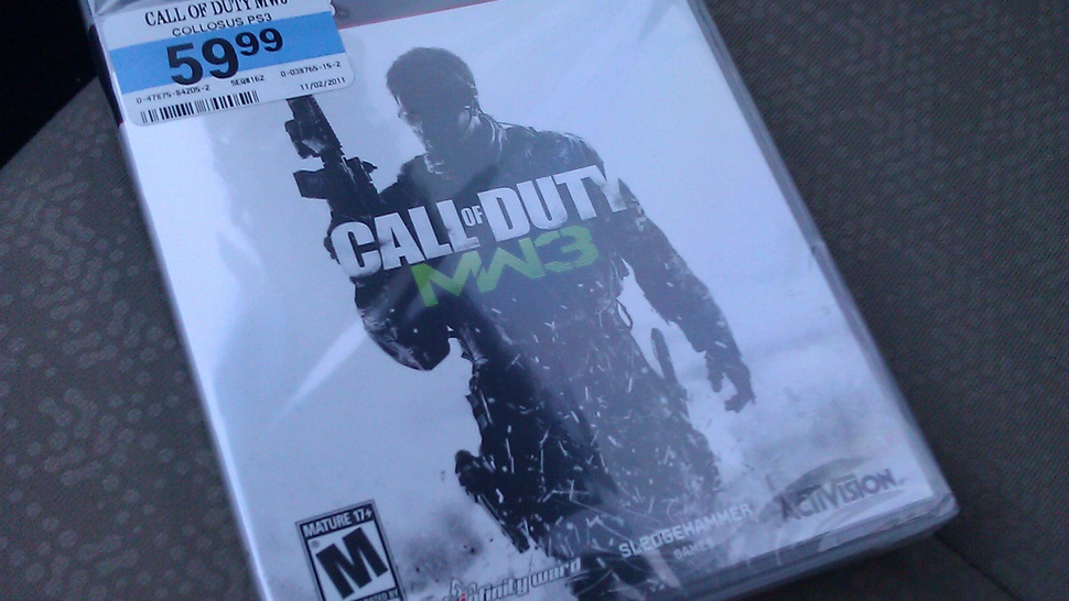 How to Buy a Copy of <em>Modern Warfare 3</em> Today