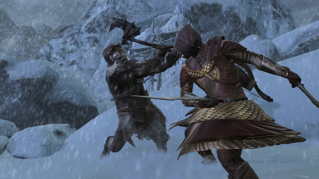 Game Reviewers Protest Middle-Earth's Senseless War in the North
