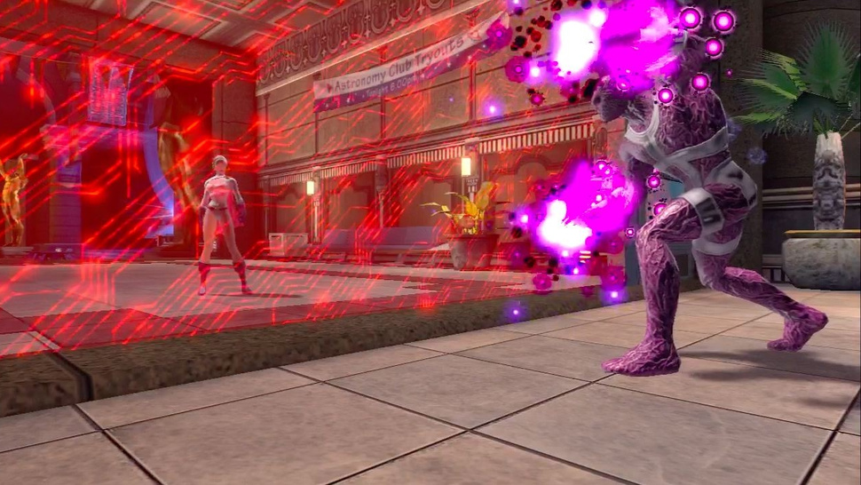 D.C. Universe Online MMO Log: Turning Heel