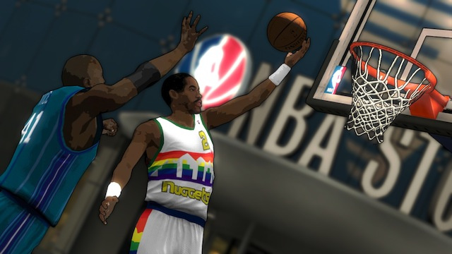 45 B-Ball Greats Coming to NBA 2K12 This Holiday with the Legends Showcase Add-On