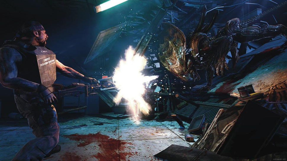 Another Glorious Day in the Corps for <em>Aliens: Colonial Marines</em>