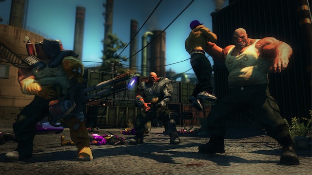 Celebrate All Saints' Day with New Screens and Details for Saints Row the Third