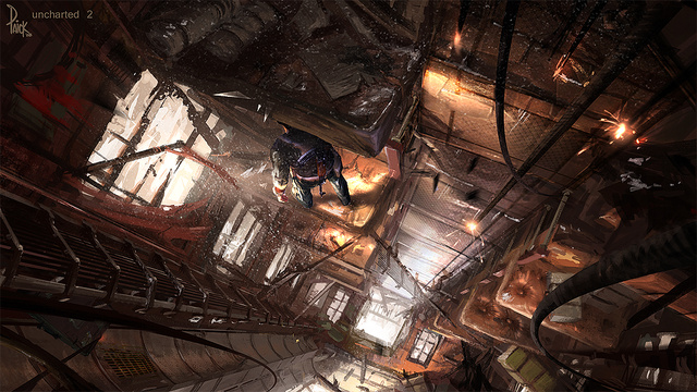 A Celebration of the Art of the Uncharted Trilogy
