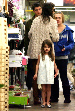 Suri Cruise Is Counting Your Engrams