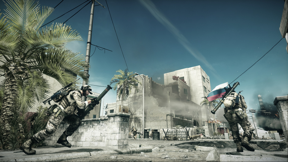 "These Screens Show Off <em>Battlefield 3</em>'s ""Back to Karkand"" Expansion"