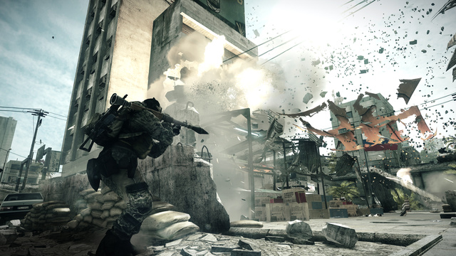 "These Screens Show Off Battlefield 3's ""Back to Karkand"" Expansion"